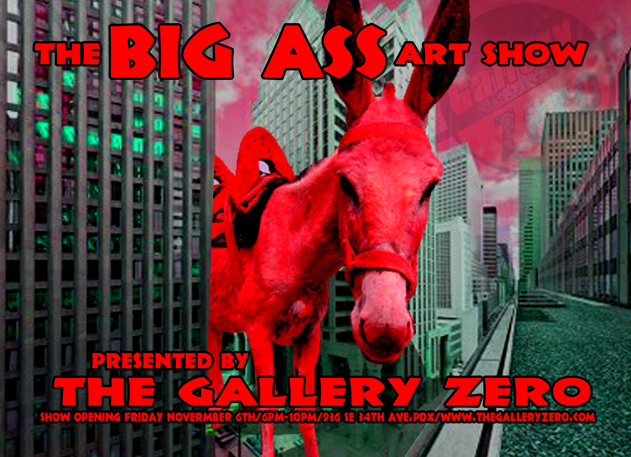 The Gallery Zero Presents